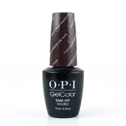 GelColor OPI That's What Friends Are Thor 15ml