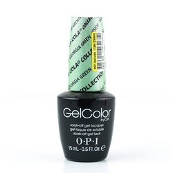 GelColor OPI Visions of Georgia Green 15ml