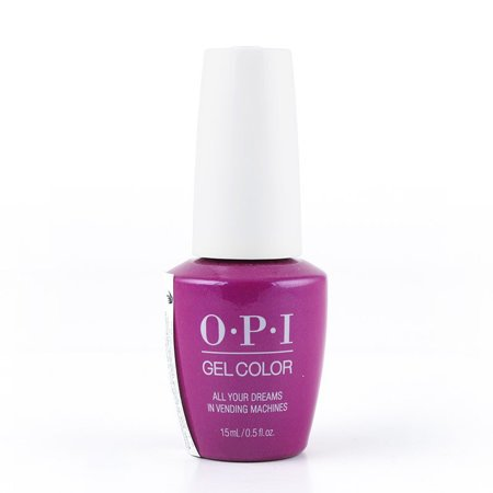 GelColor OPI All Your Dreams in Vending Machines 15ml