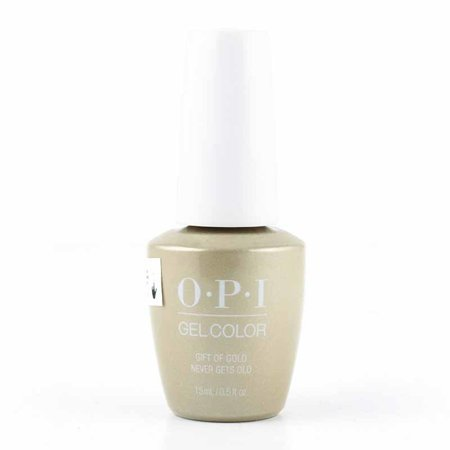 GelColor OPI Gift of Gold Never Gets Old 15ml