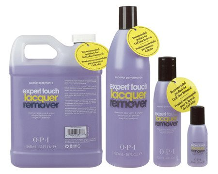 Zmywacz / Remover Expert Touch 960 ml AL417